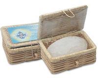 Купить Кристалл свежести в бамбуковой шкатулке 120 гр