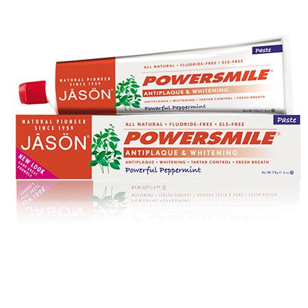Купить Отбеливающая зубная паста с корицей и мятой jason