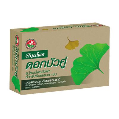 Купить Мыло-скраб с травами 40 гр twin lotus
