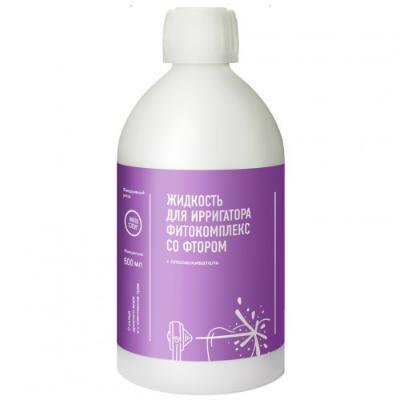 Купить Жидкость для ирригатора фитокомплекс со фтором water dent