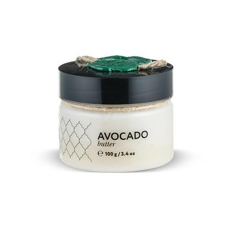 Купить Масло авокадо (баттер) 100 гр huilargan