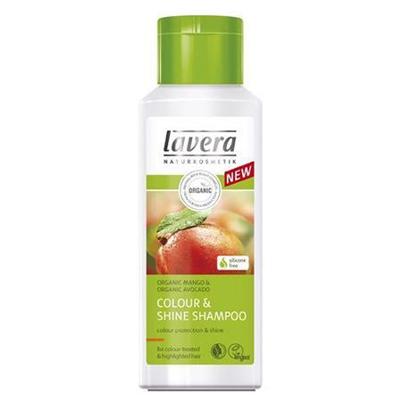 Купить Шампунь для окрашенных волос lavera