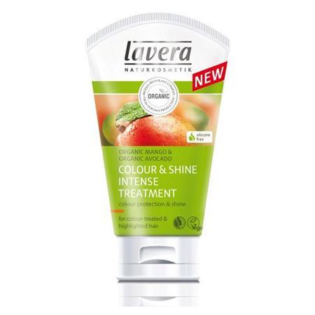Купить Био-маска для волос «сияние цвета» lavera