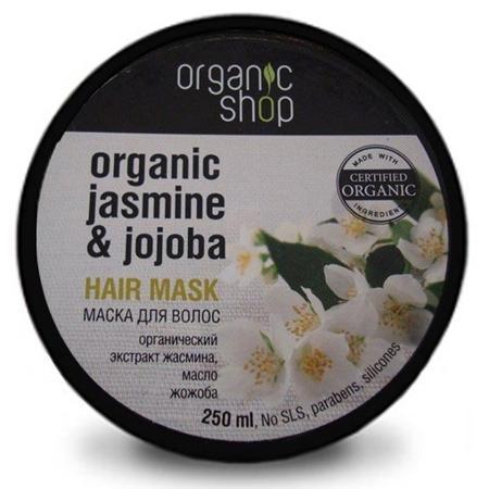 Купить Маска для волос «индийский жасмин» organic shop