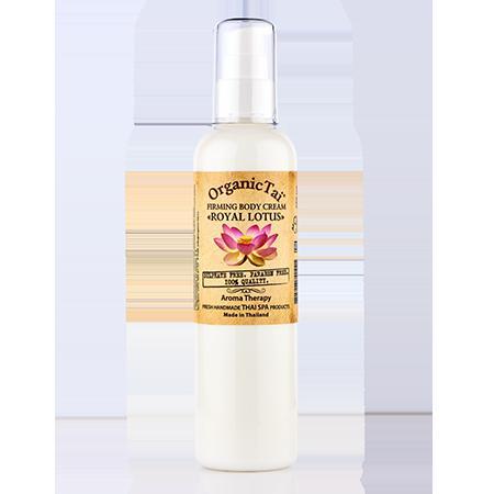 Купить Подтягивающий крем для тела «королевский лотос» organic tai