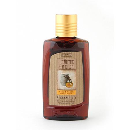 Купить Шампунь мёд-прополис регенерирующий 200 мл styx