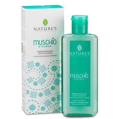 Купить Muschio гель для ванны и душа nature's