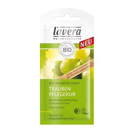 Купить Биомаска для волос укрепляющая виноград (саше) lavera
