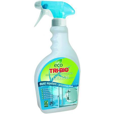Купить Натуральная эко жидкость для мытья стекол tri-bio