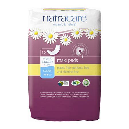 Купить Натуральные женские прокладки natural pads super natracare