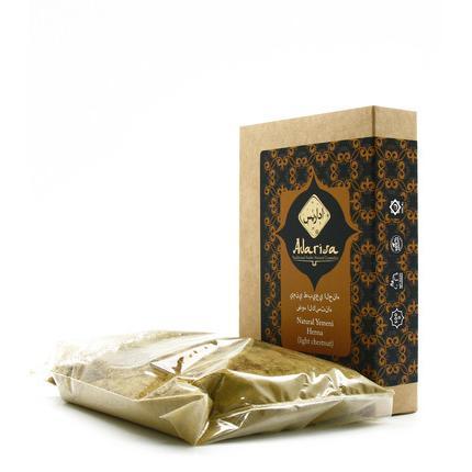 Купить Йеменская хна для волос (светло-каштановая) adarisa