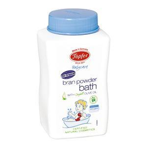 Купить Детская смесь для купания с отрубями и маслом оливы topfer