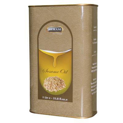 Купить Натуральное масло кунжута 1000 мл хемани