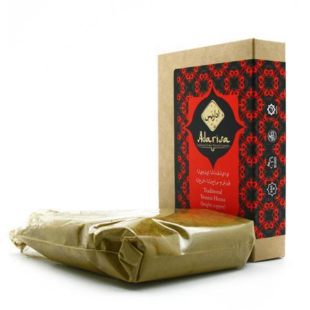 Купить Традиционная йеменская хна (ярко-медная) adarisa