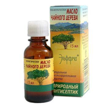 Купить Масло чайного дерева (для лица, волос) эльфарма