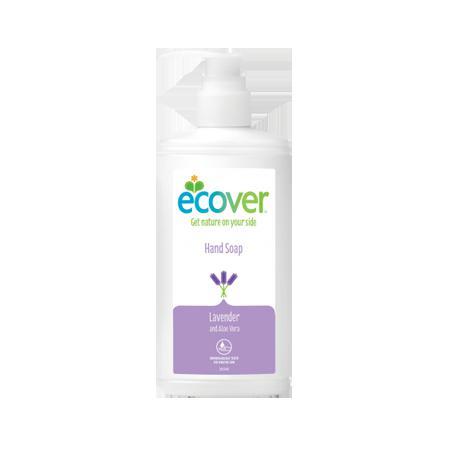 Купить Лавандовое жидкое мыло (для рук) ecover (250 мл)