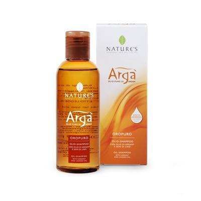 Купить Arga шампунь для частого использования шелковистый silky nature's