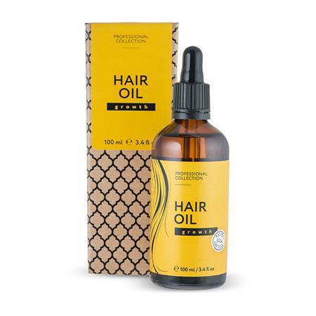 Купить Масляный экстракт для роста волос 100 мл huilargan