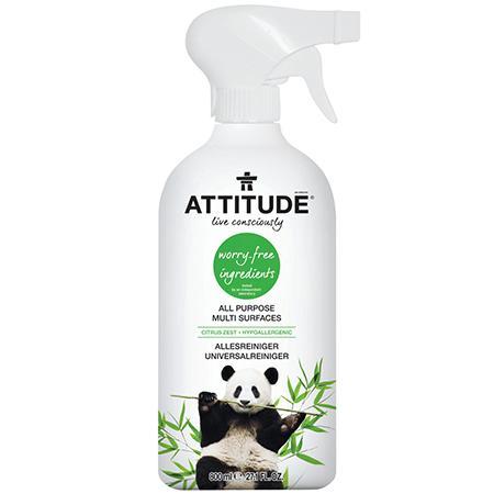 Купить Экологический универсальный очиститель поверхностей attitude