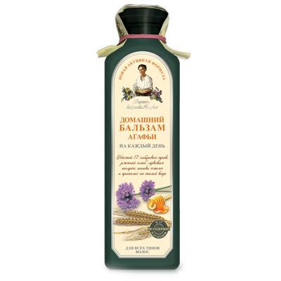 Купить Домашний бальзам агафьи для волос на каждый день рецепты бабушки агафьи