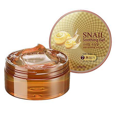 Купить Гель с улиточным экстрактом snail soothing gel