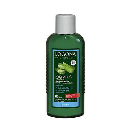 Купить Шампунь для увлажнения волос с био-алоэ вера 75 мл logona