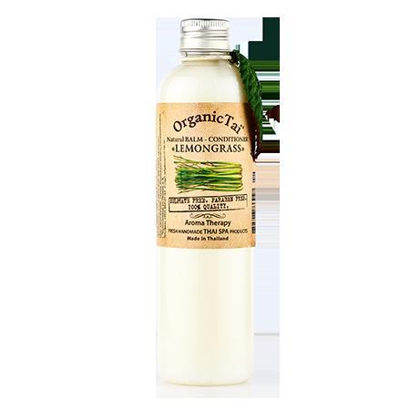 Купить Натуральный бальзам-кондиционер «лемонграсс» organic tai