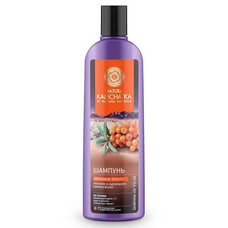 Купить Шампунь для волос шелковое золото kamchatka natura siberica