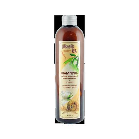 Купить Натуральный шампунь от перхоти jurassic spa
