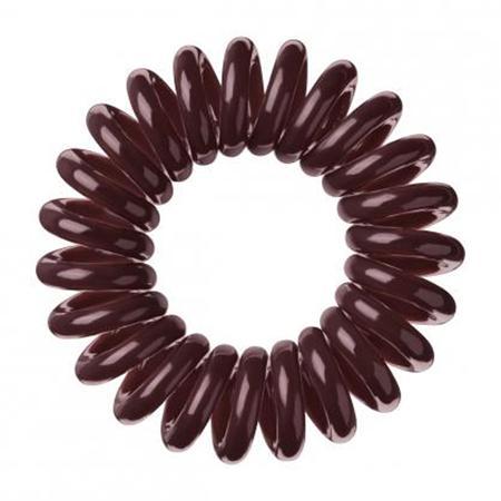 Купить Резинка для волос коричневая invisibobble