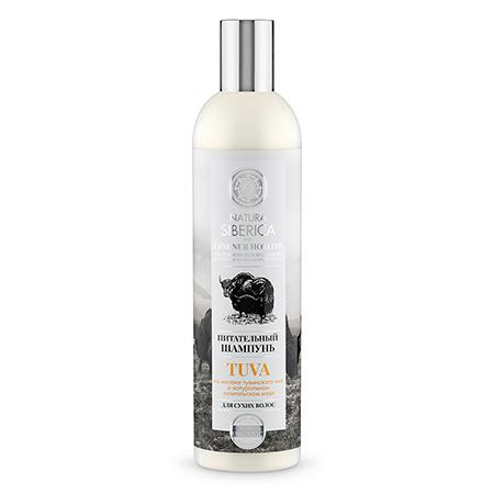 Купить Питательный шампунь на молоке тувинского яка и натуральном монгольском меде tuva natura siberica