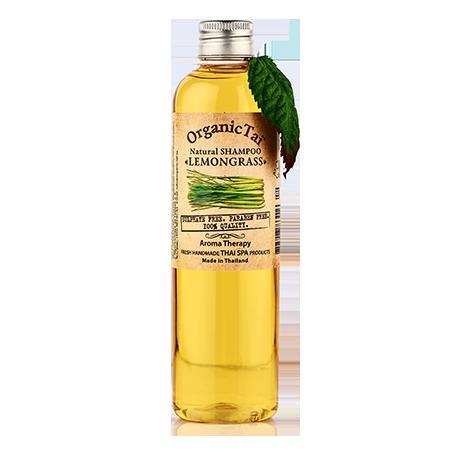 Купить Натуральный шампунь для волос «лемонграсс» organic tai
