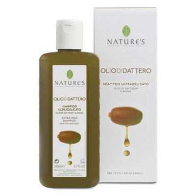Купить Oliodidattero шампунь экстра мягкий для всех типов волос nature's