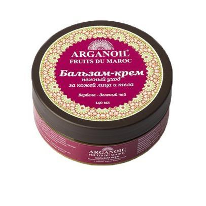Купить Бальзам-крем с маслом арганы argana
