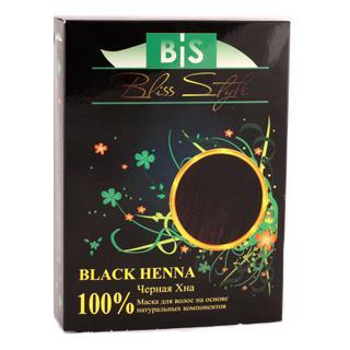 Купить Аюрведическая краска на основе индийской хны черная амрита