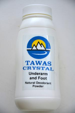 Купить Дезодорирующий порошок кристалл