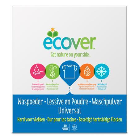Купить Экологический стиральный порошок-концентрат (универсальный) ecover (3 кг)