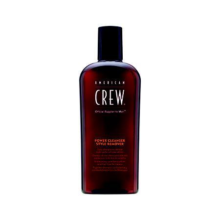 Купить Шампунь для ежедневного ухода, очищающий волосы от укладочных средств power cleanser style remover 250 мл american crew