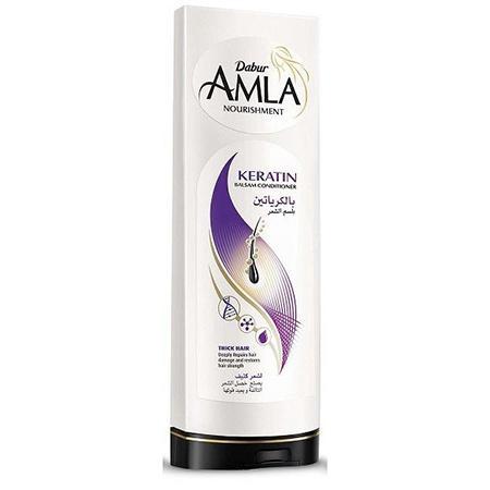 Купить Бальзам для сухих и ослабленных волос amla keratin dabur