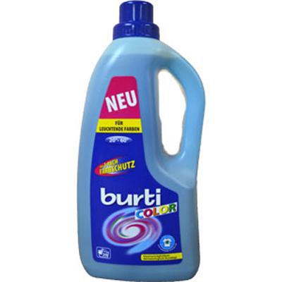 Купить Средство синтетическое жидкое для цветного белья color liquid burti
