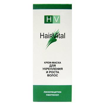 Купить Крем-маска для укрепления и роста волос hair vital