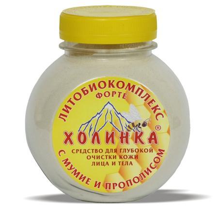 Купить Литобиокомплекс  «холинка» форте, с повышенным содержанием мумие и прополиса, 10 гр