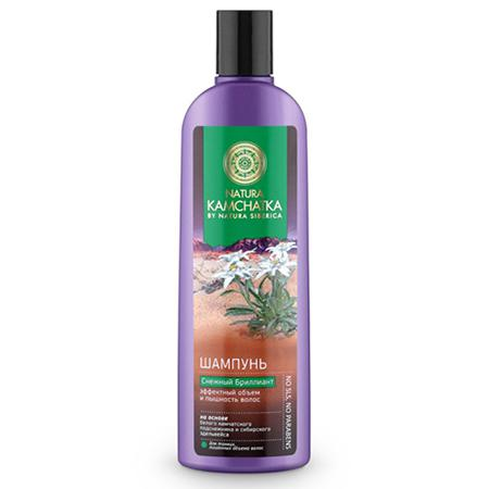 Купить Шампунь для волос снежный бриллиант kamchatka natura siberica