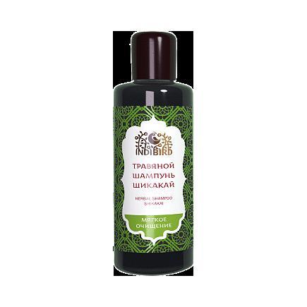 Купить Травяной оживляющий шампунь шикакаи амрита