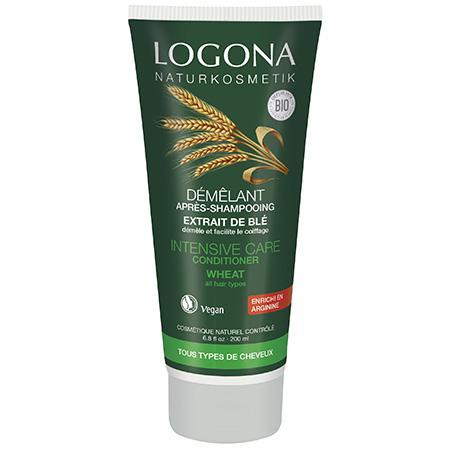 Купить Кондиционер для волос с протеинами пшеницы logona, 200 мл