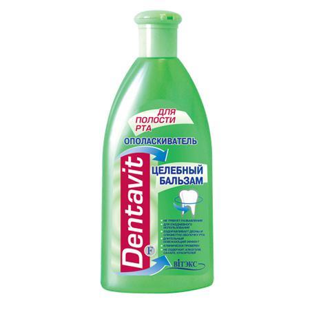 Купить Ополаскиватель для полости рта «dentavit» целебный бальзам белита - витекс