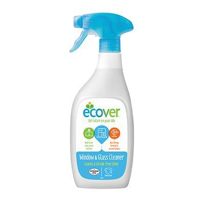 Купить Экологическое средство (для чистки окон и стеклянных поверхностей) спрей ecover