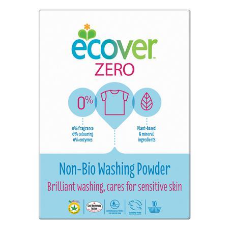 Купить Экологический стиральный порошок-ультраконцентрат 750 гр zero non bio ecover