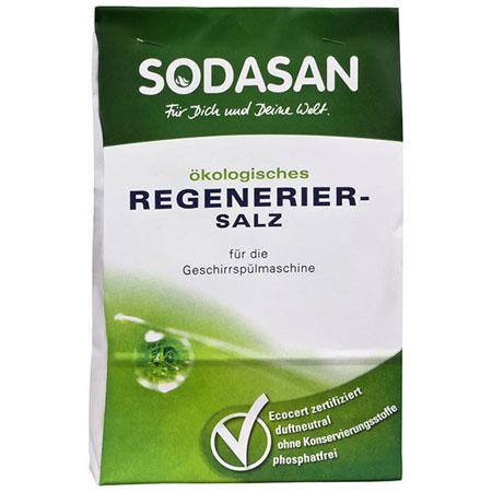 Купить Соль для посудомоечных машин sodasan