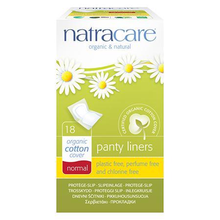 Купить Прокладки на каждый день  в индивидуальной упаковке natracare